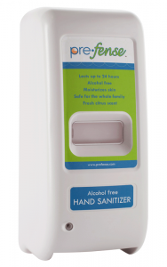 Prefense Hand Sanitizer Automatic Dispenser
