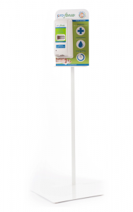Prefense Standing Hand Sanitizer Dispenser (Automatic)